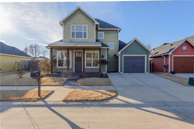 Denton Single Family Home For Sale: 2705 Mercer Way