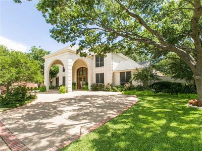 Fort Worth Single Family Home For Sale: 5029 Birch Hollow Lane