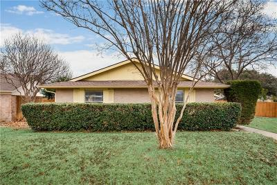 Garland Single Family Home For Sale: 3322 Shield Lane