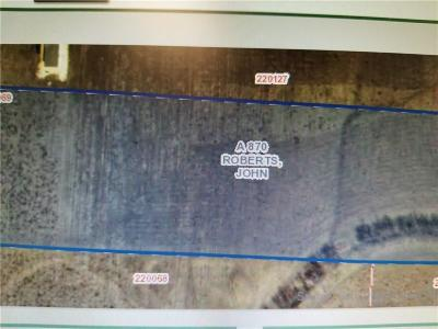Residential Lots & Land For Sale: Tbd Fm 118