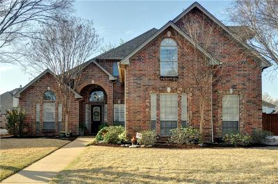 North Richland Hills Single Family Home For Sale: 7904 Chapelwood Drive