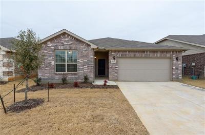Denton Single Family Home For Sale: 5412 Las Lomas Lane