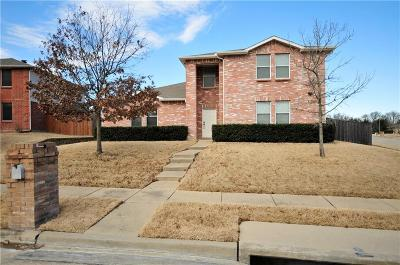 Mesquite Single Family Home For Sale: 2601 Bandera Place