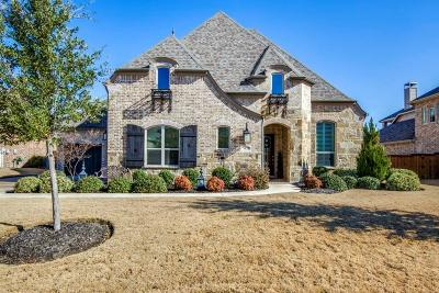 The Colony Single Family Home For Sale: 3429 Lochside