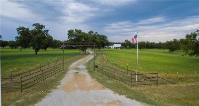 Hood County Farm & Ranch For Sale: 2625 Wood Road