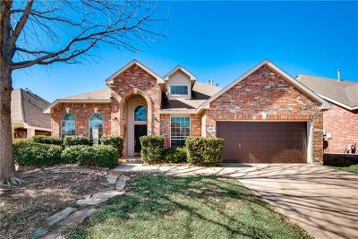 Sachse Single Family Home Active Option Contract: 5914 Fieldcrest Lane