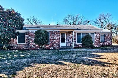 Weatherford Single Family Home For Sale: 1722 E Bankhead Drive