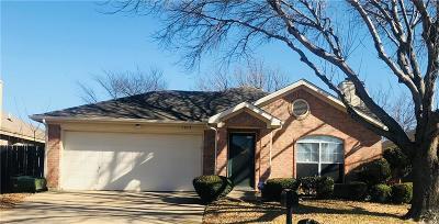 Arlington TX Single Family Home Active Option Contract: $145,000