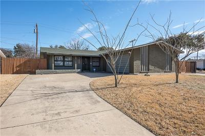 Dallas Single Family Home For Sale: 3683 High Mesa Drive