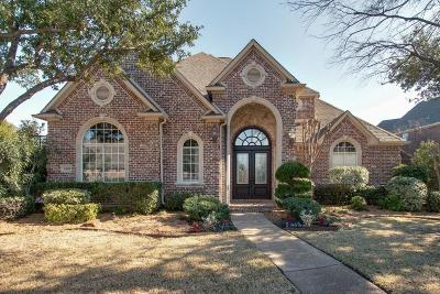 Flower Mound Single Family Home For Sale: 4408 Fairway Drive