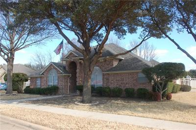Single Family Home For Sale: 335 Woodcrest Drive
