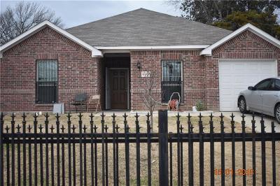 Dallas Single Family Home For Sale: 1419 Marfa Avenue