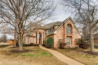 Flower Mound Single Family Home For Sale: 4420 Manor Way
