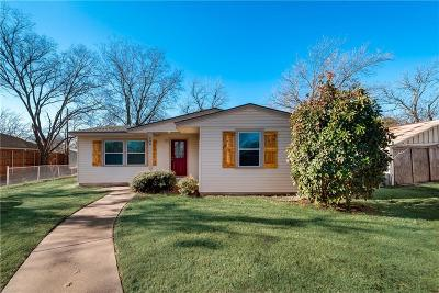 Forney TX Single Family Home For Sale: $139,500