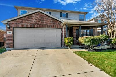 Fort Worth TX Single Family Home Active Option Contract: $245,000