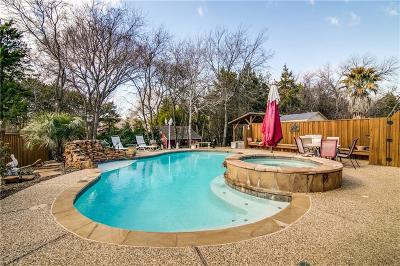 Rowlett Single Family Home For Sale: 3001 Lakeway Drive