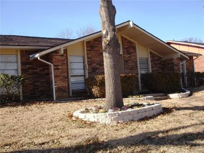 Garland Residential Lease For Lease: 6517 Glenmoor Drive
