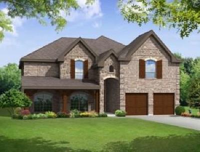 Corinth Single Family Home For Sale: 3102 Verona Drive