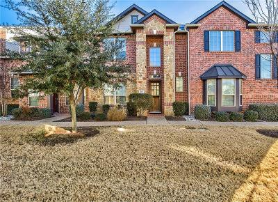 Carrollton Townhouse For Sale: 1617 Black Duck Terrace #B