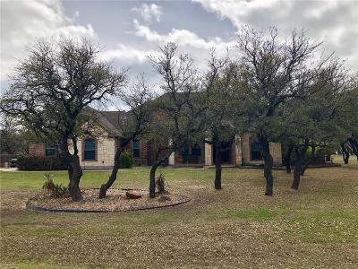 Aledo Single Family Home For Sale: 103 Buckskin Street
