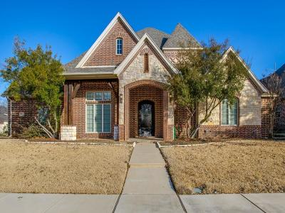 Bedford Single Family Home Active Option Contract: 2608 Woodson Circle