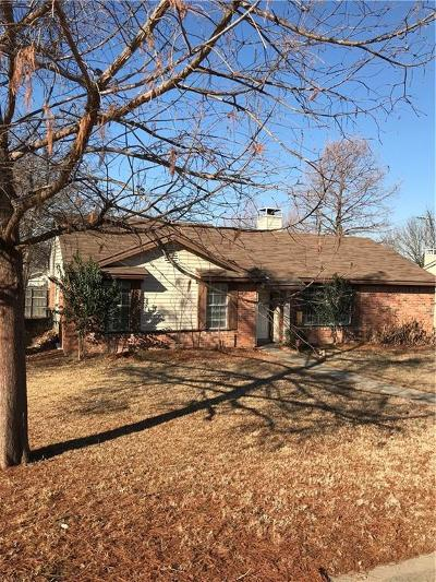 Garland Residential Lease For Lease: 2005 High Bluff Drive