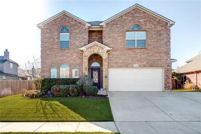 Denton Single Family Home For Sale: 3505 Hornbeam Street