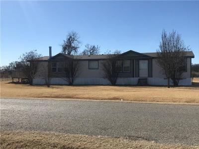 Stephenville Single Family Home For Sale: 697 Wild Horse Lane