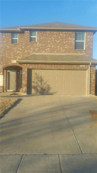 Dallas Single Family Home For Sale: 1431 Hidden Valley Drive