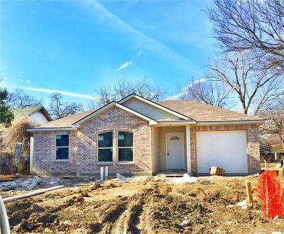 Dallas Single Family Home For Sale: 3803 Harlingen Street