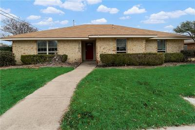 Carrollton Single Family Home For Sale: 2108 Ashwood Lane
