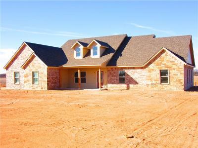Millsap Single Family Home For Sale: 1020 Cool Junction