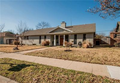 Bedford Single Family Home Active Contingent: 3621 Shady Brook Drive