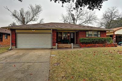 Dallas Single Family Home For Sale: 2621 Andrea Lane