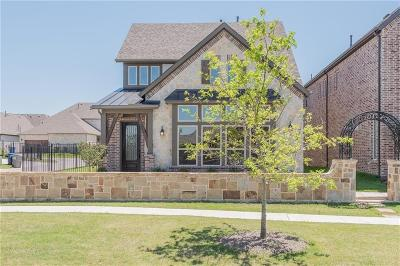 Allen Single Family Home For Sale: 1025 Devonshire Drive