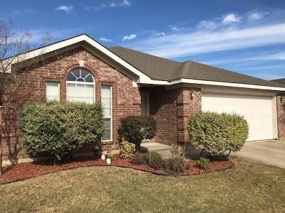 Fort Worth Single Family Home For Sale: 4821 Eagle Trace Drive
