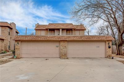 Tarrant County Multi Family Home For Sale: 2104 Edwin Street