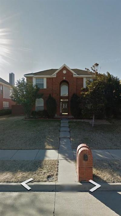 Plano Single Family Home For Sale: 3912 Ridge Rock Drive