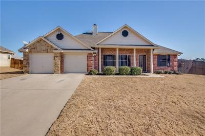 Aubrey Single Family Home For Sale: 929 Glenview Drive