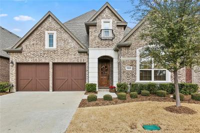 Allen TX Single Family Home For Sale: $500,000