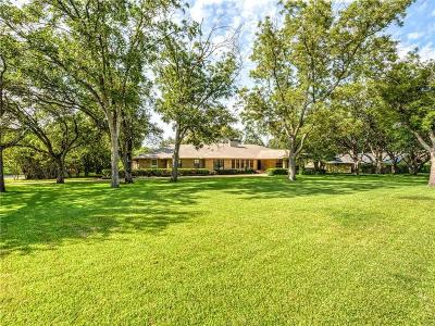 Dallas Single Family Home For Sale: 5440 Pebblebrook Drive