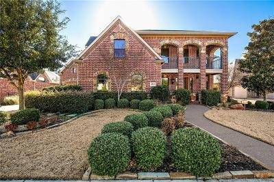 Flower Mound Single Family Home For Sale: 4821 Rangewood Drive