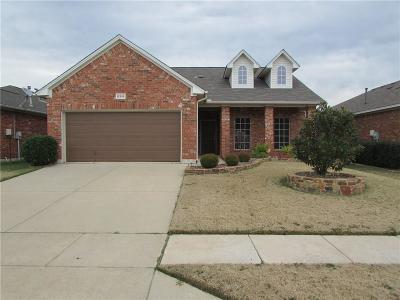 Fort Worth Single Family Home For Sale: 12916 Glenville Court