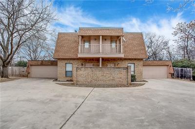 Tarrant County Multi Family Home For Sale: 2100 Edwin Street
