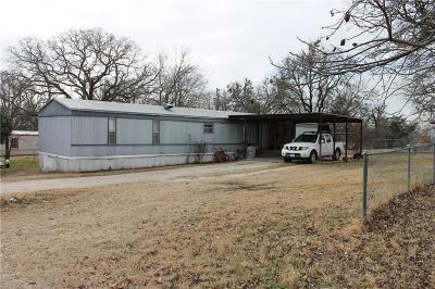 Granbury Single Family Home For Sale: 816 Buckboard Trail