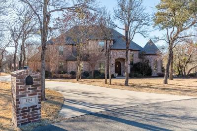 Aledo Single Family Home For Sale: 124 Stonehurst Court