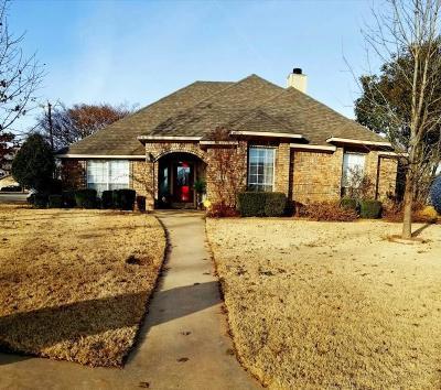 Denison Single Family Home Active Option Contract: 2131 Park Village