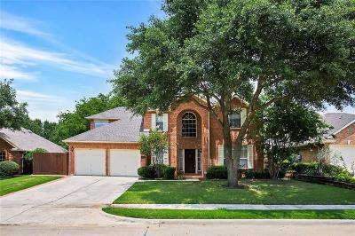 Flower Mound Single Family Home For Sale: 608 Pintail Place