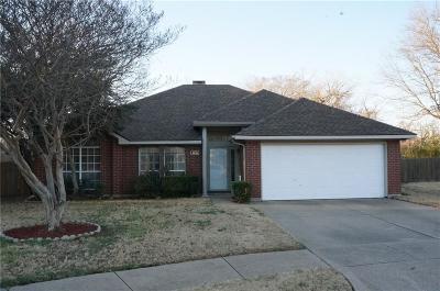 Arlington Single Family Home For Sale: 4214 Glen Ridge Drive