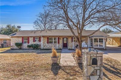 Granbury Single Family Home For Sale: 416 Grandview Drive
